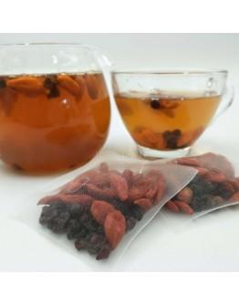 雙子茶 -10 茶包禮盒裝