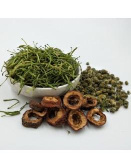 金銀菊花山楂茶  -5 茶包裝