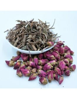 玫瑰薄荷茶 -5 茶包裝