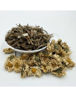 薄荷菊花茶 -5 茶包裝