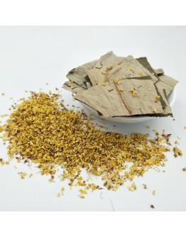 桂花荷葉茶 -5 茶包裝